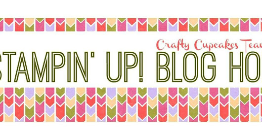 Stampin' Up! Thankful Crafty Cupcakes Team Blog Hop