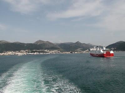 Λιμάνι Ηγουμενίτσας: Ολοκληρώθηκαν οι εργασίες μετατόπισης των φωτοσημαντήρων του διαύλου ναυσιπλοΐας