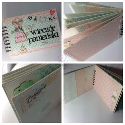album hand made albumik handmade ręcznie robiony dolnośląskie zamówienia