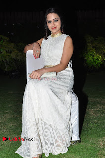Actress Reshma Rathore Stills in Long Dress at 9th Edition Epicurus Indian Hospitality Awards 0080