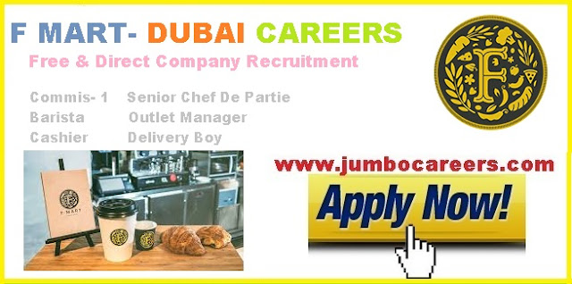 Supermarket Cashier jobs in Dubai. Supermarket Delivery boys job Dubai.