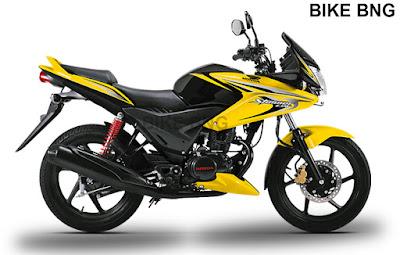 Honda CBF Stunner in Bangladesh 2018