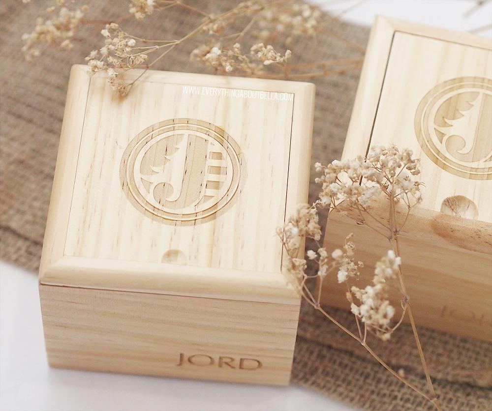 乔德·伍德(Jord Wood)手表