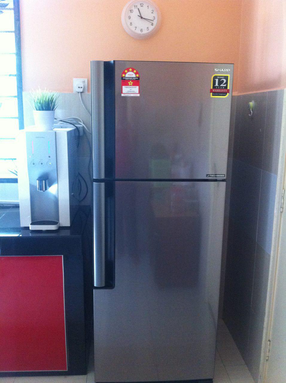Memilih Peti Sejuk Aka Refrigerator