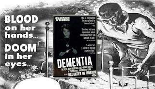 Dementia 1955, una película arriesgada y surrealista donde el terror se funde con el cine negroDementia 1955, una película arriesgada y surrealista donde el terror se funde con el cine negro