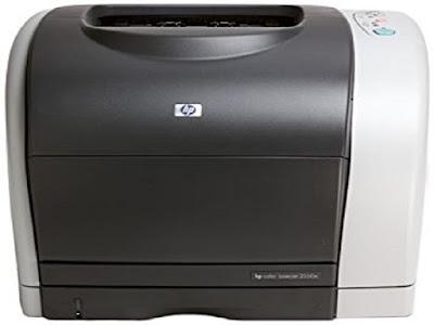 Image HP LaserJet 2550 Printer Driver