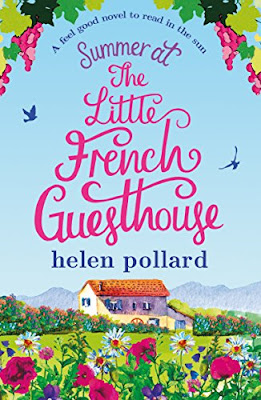 Summer at the Little French Guesthouse by Helen Pollard book review by French Village Diaries