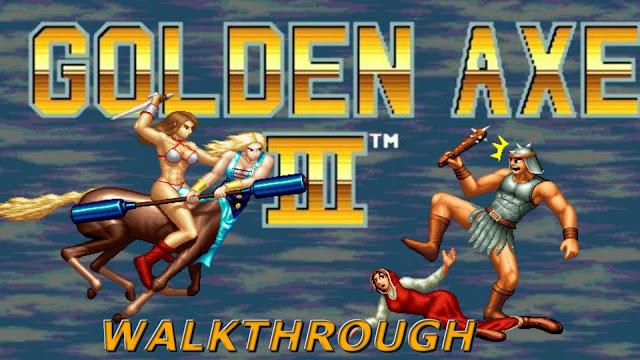 تحميل لعبة  Golden Axe Genesis للكمبيوتر برابط مباشر