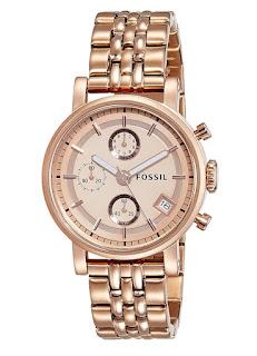 Fossil ES3380 Boyfriend Watch $68 (reg $155)