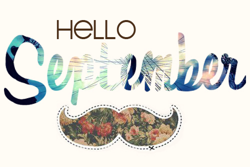 Nó Nó: Hello September, please be good to me!