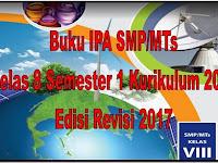 Buku IPA SMP/MTs Kelas 8 Semester 1 Kurikulum 2013 Edisi Revisi Baru