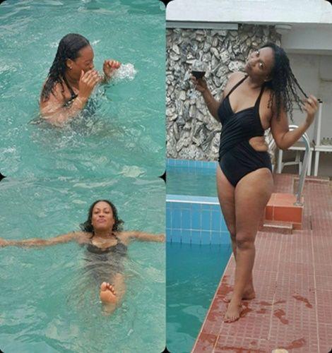 Pascaline Edwards Puts Her Bikini Body On Full Display (Photos)