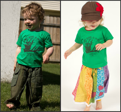 organic+camping+shirt+for+kids - Organic Kids Clothing for Matching Family Photos