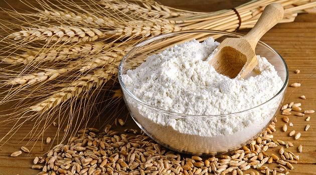Farinhas para substituir a farinha de trigo