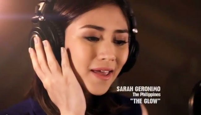 Watch Sarah Geronimo's 'The Glow' Disney Music Video