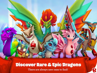 DragonVale World v1.8.0 Mod Apk Free Android