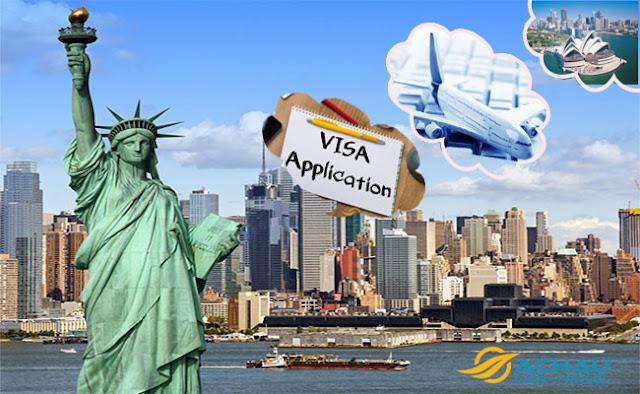 Cần chuẩn bị những gì để xin visa Mỹ ?