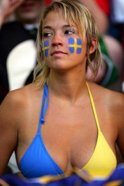 swedish babe