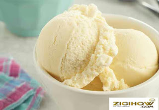 HOW TO MAKE A HOMEMADE VANILLA ICE CREAM 3