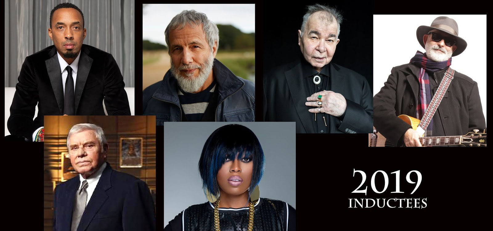 2019 Songwriters Hall of Fame Inductees Announced