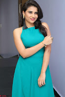 Priya Singh in a sleeveless Green Gown at Manasainodu music launch 011.08.2017 ~ Exclusive Celebrity Galleries 012.JPG