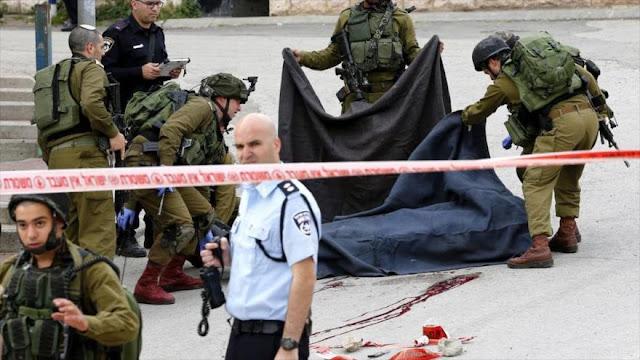 """Comandante israelí admite ejecución """"no justificada"""" de herido palestino"""