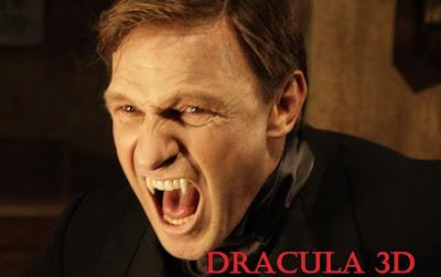 Dracula 3D Película