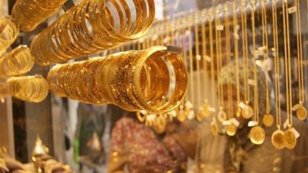سعر الذهب اليوم الثلاثاء 8-5-2018 في محلات الصاغة