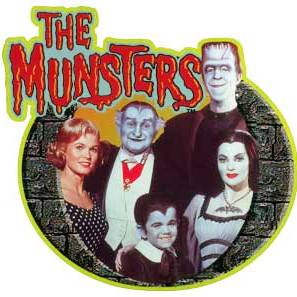 La familia Monster - The Munsters - Politono