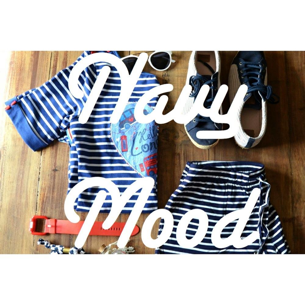 Navy Mood