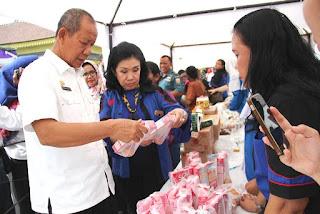 Pemko Medan  Berikan Makanan Tambahan Bagi 1000 Anak Balita 0-12 Tahun