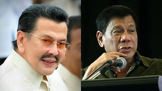 2sGKG1a Erap: Being President is Hard, needs 'Me Time'
