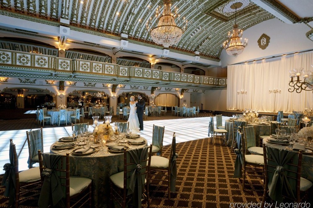 Millennium Knickerbocker Hotel Chicago Wedding Venue