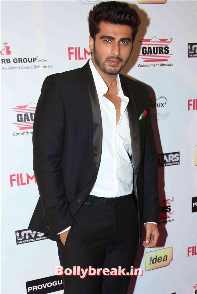 Arjun Kapoor, Bollywood Actors at 59th Filmfare Pre Awards Party