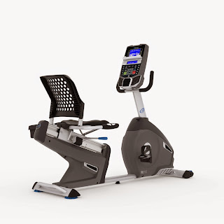 Nautilus R616 Recumbent Exercise Bike, image, review features & specifications plus compare with R618