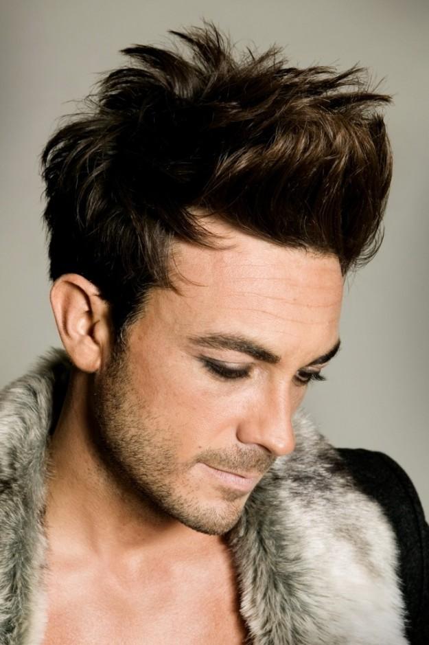 Formas modernas de peinados de hombre pelo corto Galería de cortes de pelo Consejos - Modernos peinados para hombres cabello corto lacio 2013 ...