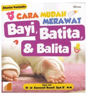 Buku Mengasuh Bayi - Ide Kado untuk Bayi yang Baru Lahir