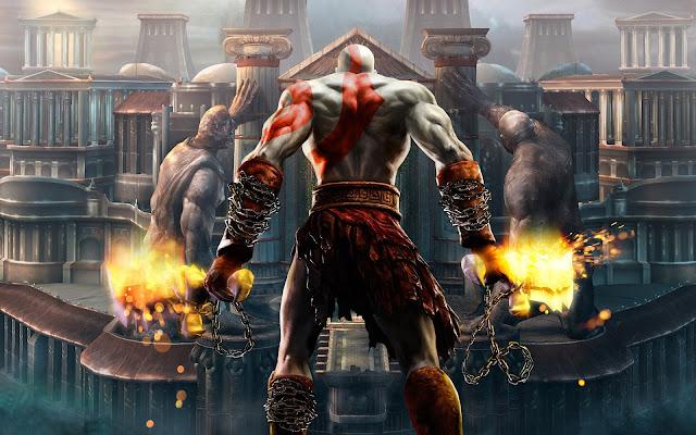 Eu joguei: God Of War 2