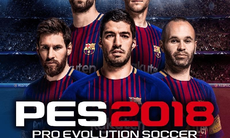 Download PES 18 ISO PPSSPP and OBB APK for Android - Welcome