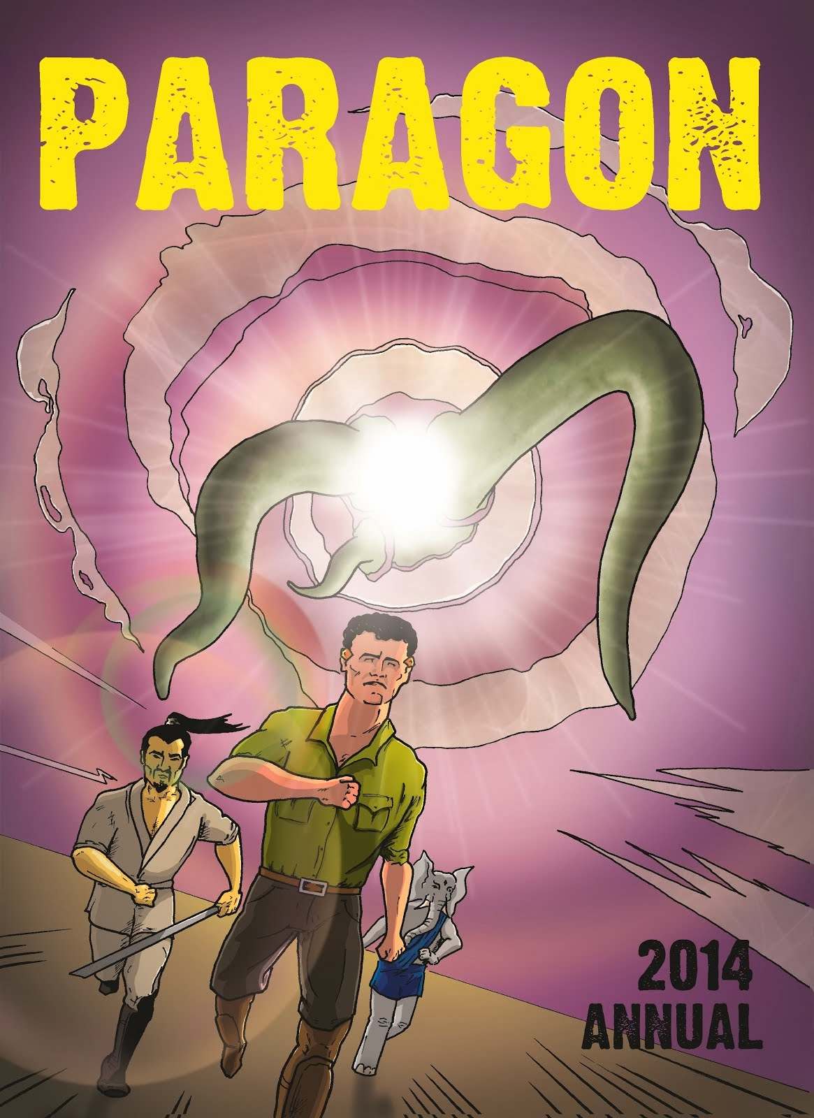 The PARAGON Annual 2014