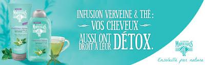 Nouvelle gamme Fraîcheur Détox : Petit Marseillais