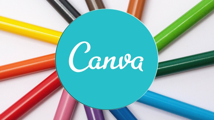Canva Graphics Design Essential Training For Everyone - udemy course