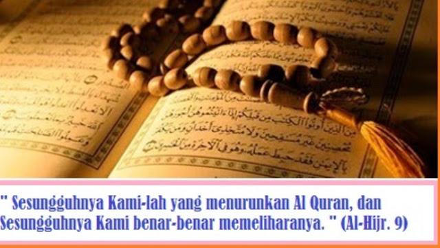 Hukum Penghina Al-Qur'an Pada Masa Rasulullah
