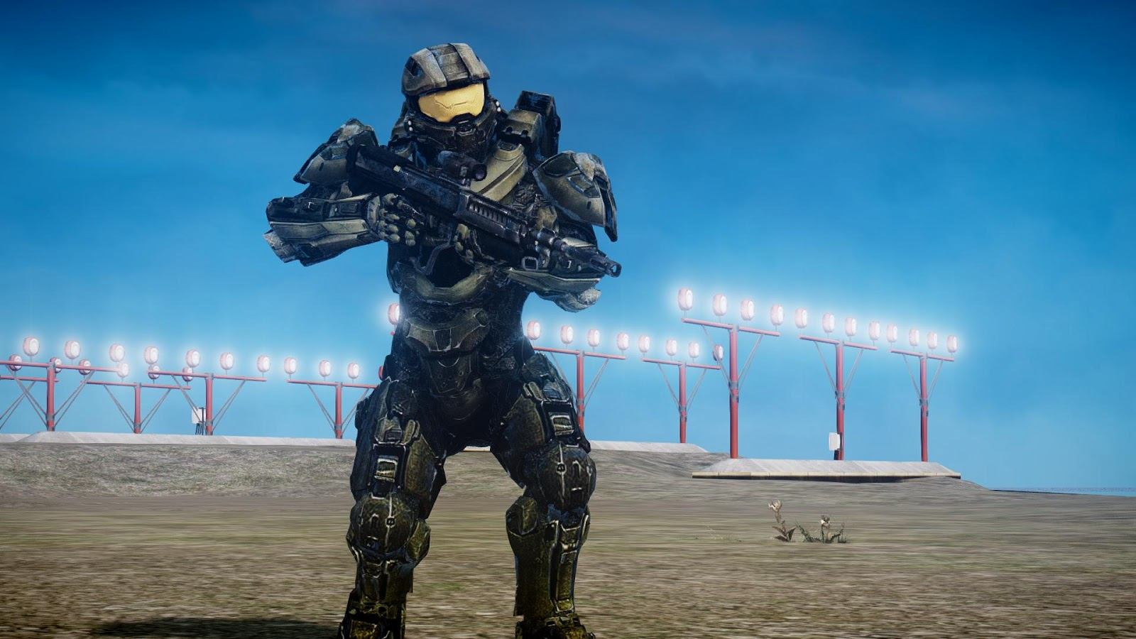 Halo 4 elite mod