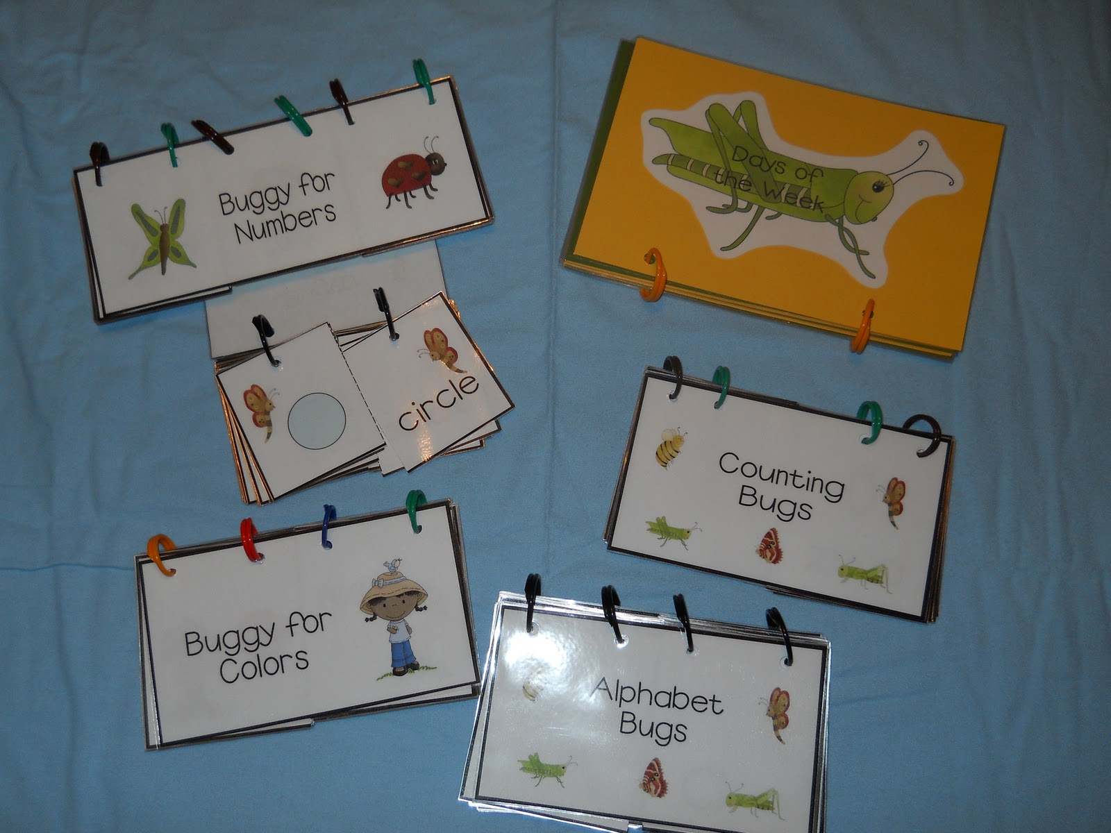 Mykenna S Preschool Printables Insect Theme Unit