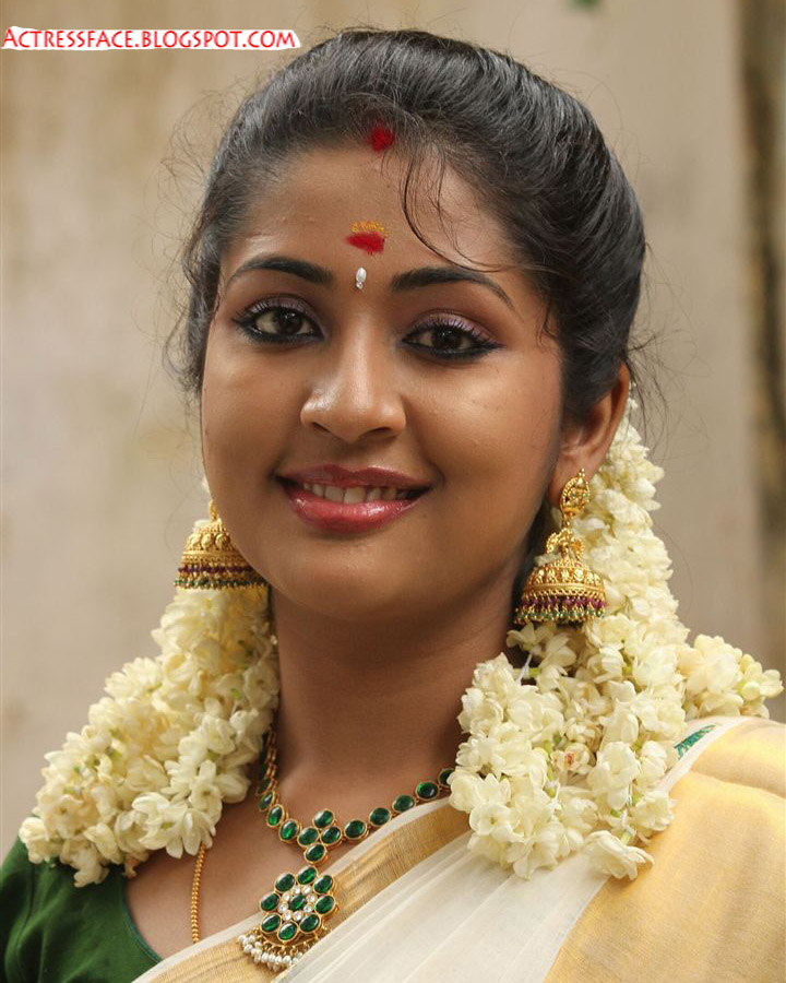 Actress Face: Navya Nair Cute Photos