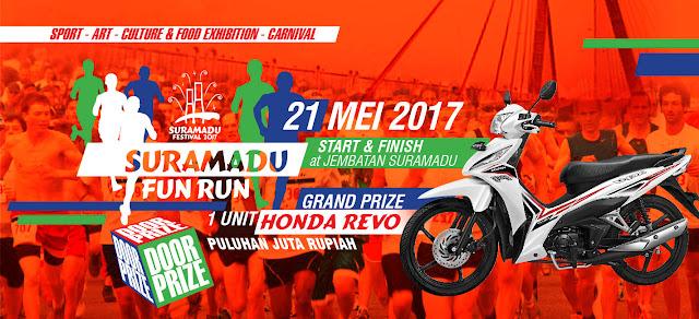 Gambar Suramadu Festival 2017