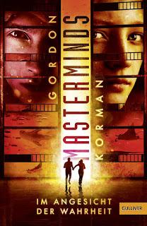 [Rezension] Masterminds 3: Im Angesicht der Wahrheit – Gordon Korman