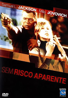 Sem Risco Aparente - DVDRip Dublado