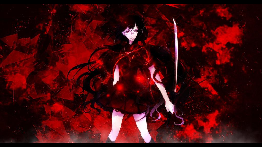 Blood-C [BD] Sub Indo : Episode 1-12 END
